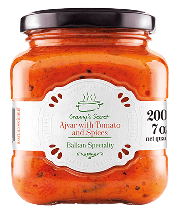 Ajvar With Tomato and Spices